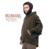 MUUNH4NG _bio-sweat.brown